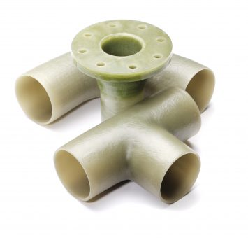 FRP pipes and fittings - NCE